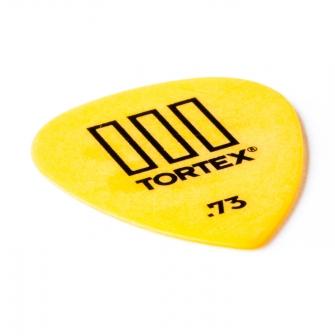 Dunlop Tortex TIII .73mm -plektra, 12kpl