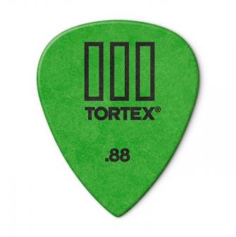 Dunlop Tortex TIII .88mm -plektra, 12kpl