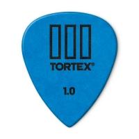 Dunlop Tortex TIII 1.00mm -plektra, 12kpl