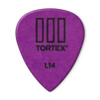 Dunlop Tortex TIII 1.14mm -plektra, 12kpl