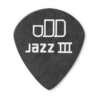 Dunlop Tortex Jazz III Pitch Black 0.50