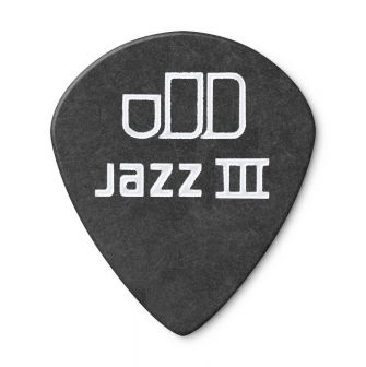Dunlop Tortex Jazz III Pitch Black 0.73