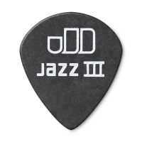 Dunlop Tortex Jazz III Pitch Black 0.88
