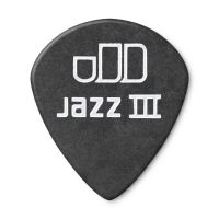 Dunlop Tortex Jazz III Pitch Black 1.14