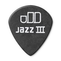 Dunlop Tortex Jazz III Pitch Black 1.35