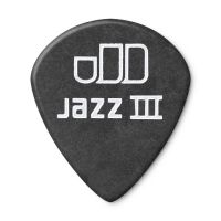 Dunlop Tortex Jazz III Pitch Black 1.50