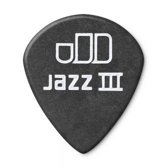 Dunlop Tortex Jazz III Pitch Black 1.50