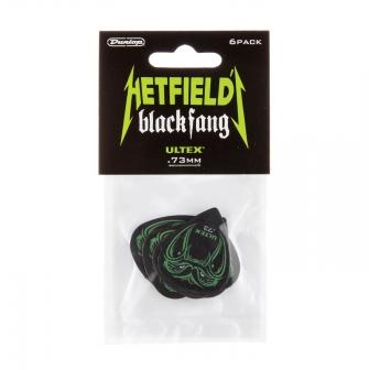 Dunlop 0,73mm Hetfield Black Fang plektralajitelma