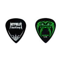 Dunlop 1,14mm Hetfield´s Black Fang plektrasetti