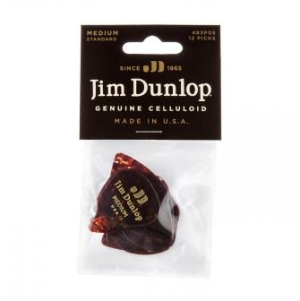 Dunlop Genuine Celluloid Medium