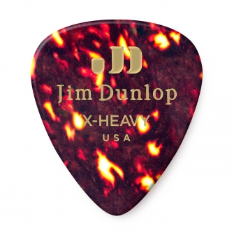 Dunlop Genuine Celluloid Extra Heavy