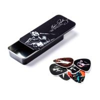 Dunlop Elvis 68 Special plektrat tinalaatikossa