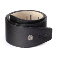 Dunlop BMF Black Leather nahkahihna