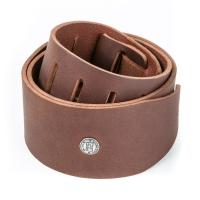 Dunlop BMF Belt Brown nahkahihna