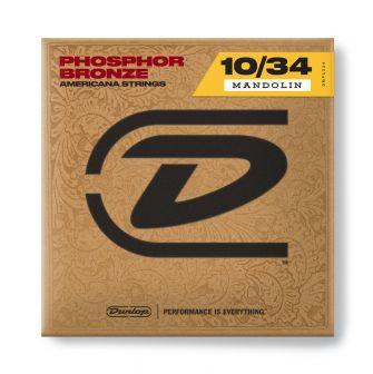Dunlop 10-34 mandoliinikielet