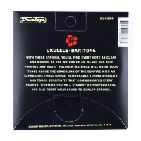 Dunlop Baritone Pro Ukulele kielisarja