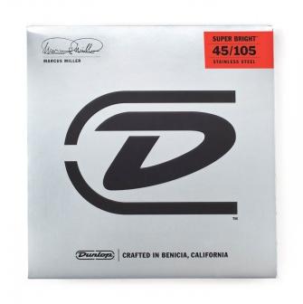 Dunlop Marcus Miller 45-105 Super Bright