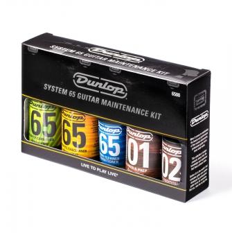 Dunlop Formula 65 Complete Kit kitaranhoitosetti
