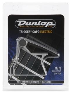 Dunlop 87N Trigger capo nikkeli E