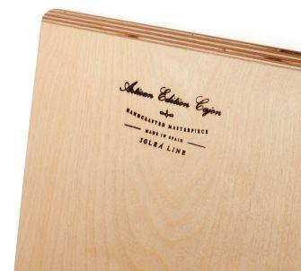 Meinl Artisan Edition Cajon Solea Ebony Burst