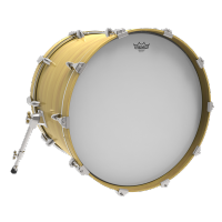 "Remo 20"" Ambassador Smooth White"