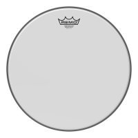 "Remo 10"" Ambassador Smooth White"