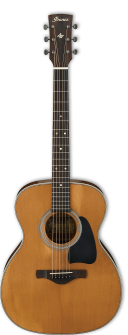 Ibanez AVC11-ANS Thermo Aged Artwood Vintage