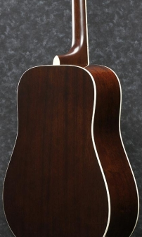 Ibanez AVD10-BVS Thermo Aged Vintage Artwood