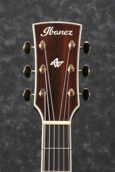 Ibanez AVD80-NT Thermo Aged Vintage Artwood