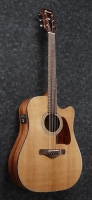 Ibanez AVD9CE-NT Thermo Aged Vintage Artwood