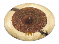 "Meinl 22"" Byzance Extra Dry Dual Crash Ride"
