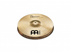 "Meinl 13"" Byzance Brilliant Serpents Hihat"