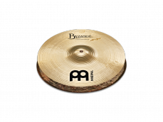"Meinl 14"" Byzance Serpents Hihat Brilliant"