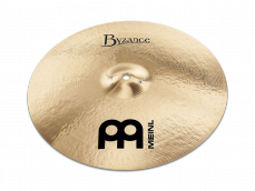 "Meinl 20"" Byzance Brilliant Medium Crash"