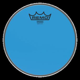 """Remo 8"""" Emperor Colortone sininen"""