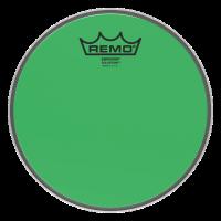 """Remo 10"""" Emperor Colortone vihreä"""