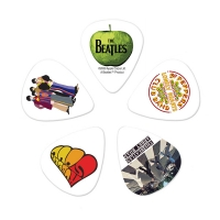 The Beatles Albums plektrasetti Thin