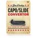 DUNLOP CAPO/SLIDE CONVERTER