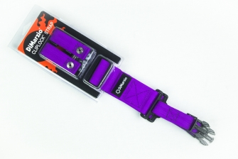 DiMarzio DD2200V ClipLock kitarahihna purppura