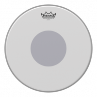 "Remo 14"" Controlled Sound X Coated Black Dot"