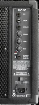 Laney CXP-110 aktiivimonitori 65 W