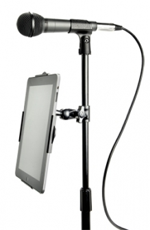 Dunlop iPad 1 pidike mikkitelineeseen D41MS