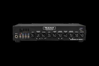 Mesa Boogie Subway D-800 Plus