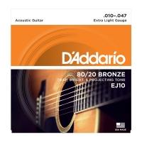 Daddario 010-047 EJ10