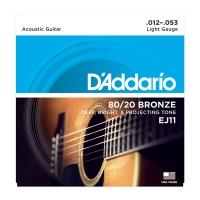 Daddario 012-053 EJ11