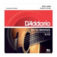Daddario 013-056 EJ12