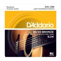 Daddario 012-056 EJ14