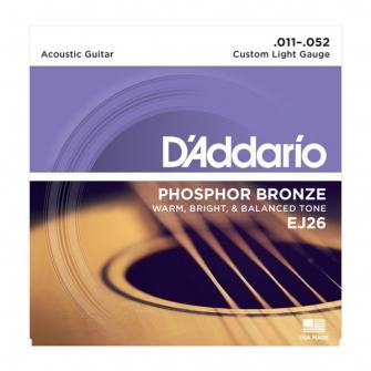 Daddario 011-052 EJ26