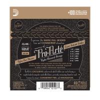 Daddario EJ46 Pro Arte akustisen nylon kielisarja Hard Tension