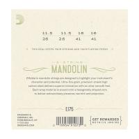 Daddario 011,5-041 mandoliinille EJ75